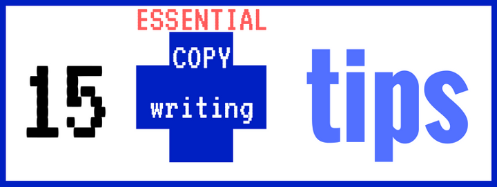15 internet marketing copy writing tips