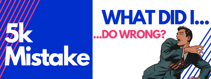 internet marketing mistake