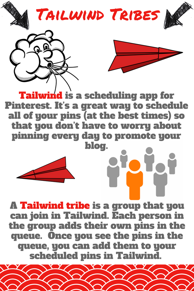 Join tailwind tribe for Pinterest