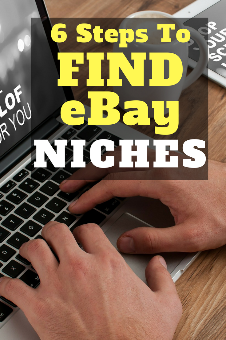 find eBay niche like this