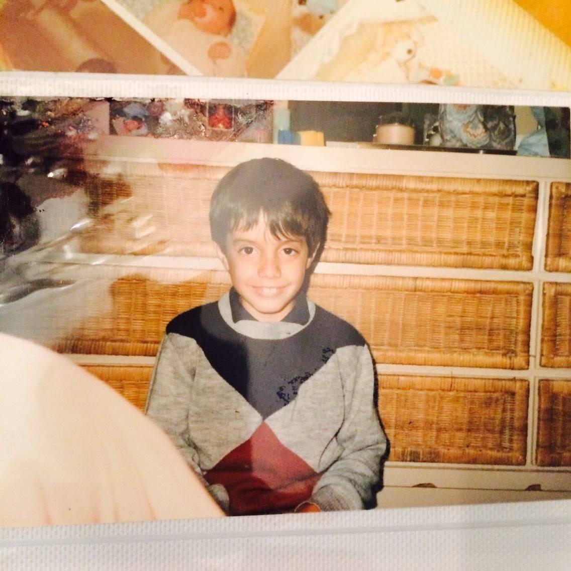 little kid ike