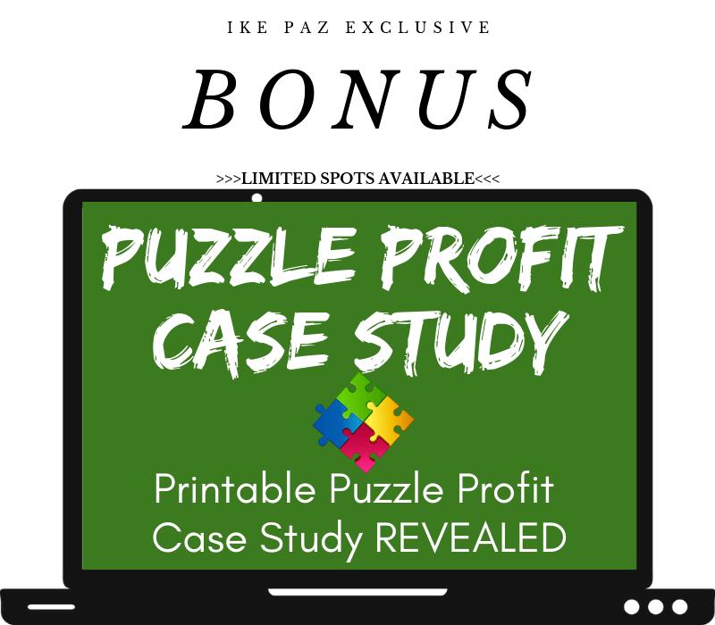 Puzzle Book Mastery bonus